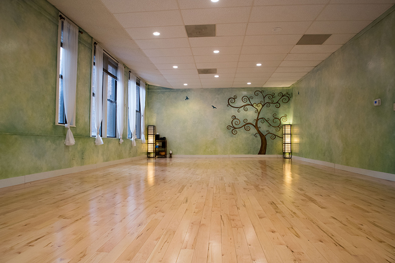 Heartspace Yoga - Troy, New York Yoga Studio